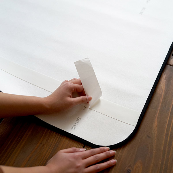 クッションフロア オーダーサイズ キッチンマット用 滑り止めシート 購入専用