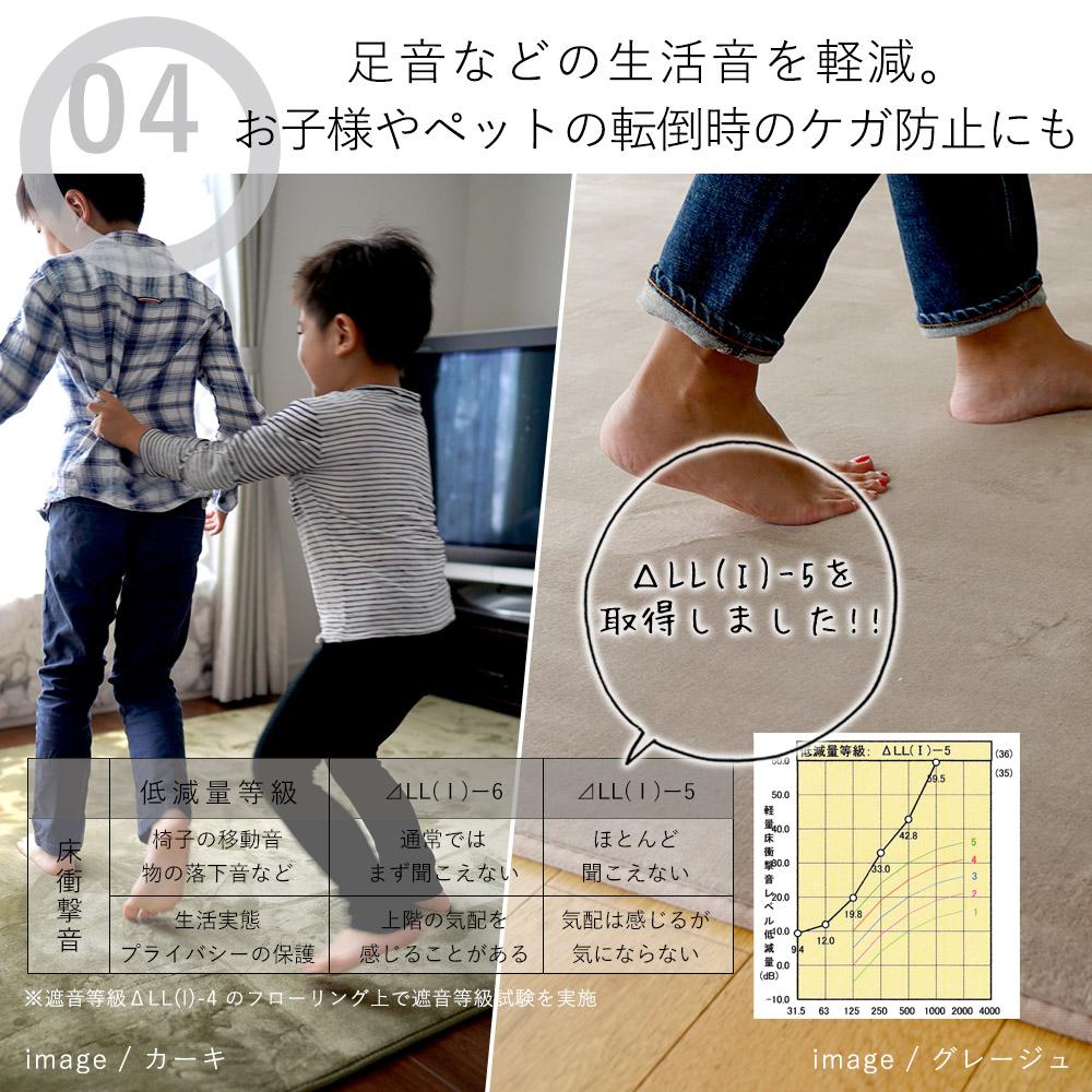 小さなお子様やペットが走り回るご家庭でマンションや集合住宅での音の悩みをカフカがきっと解決してくれます。