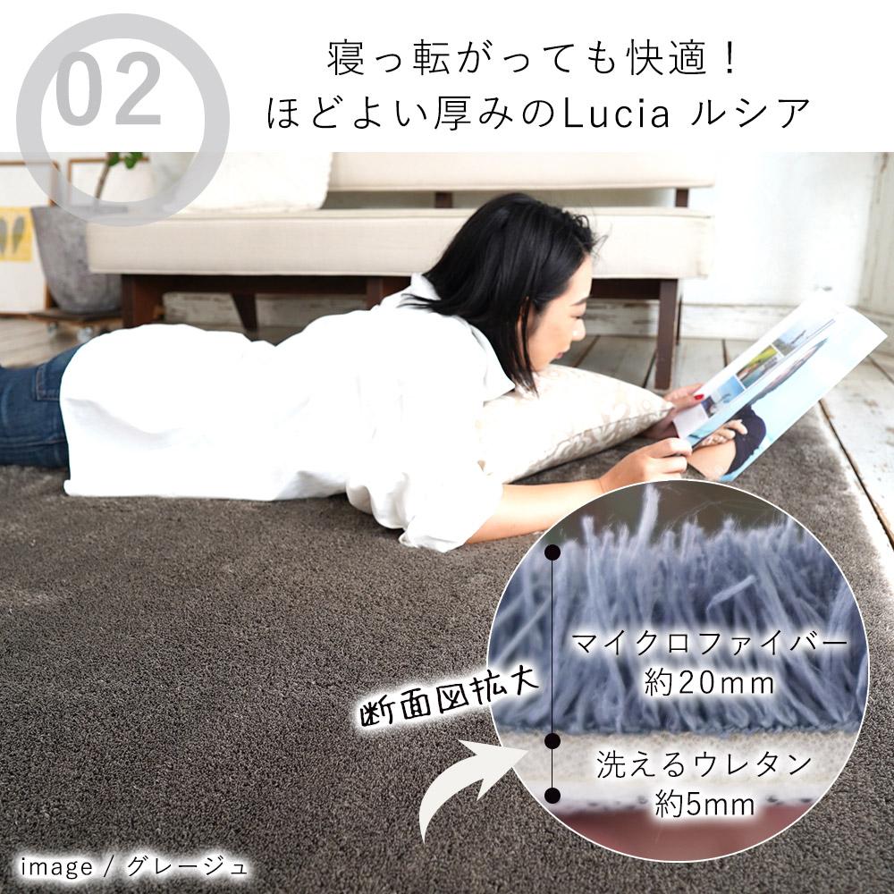 やわらかな洗えるウレタンを使用しているので寝っ転がっても快適。<br>程良い厚みで底付き感を軽減しています。