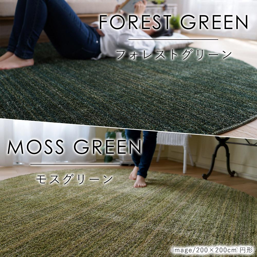 フォレストグリーン/モスグリーン