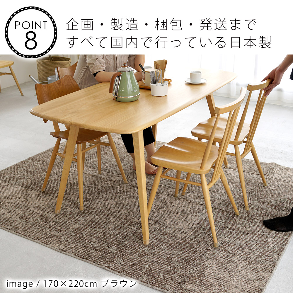 企画、製造、梱包、発送までをすべて日本国内で行っています。