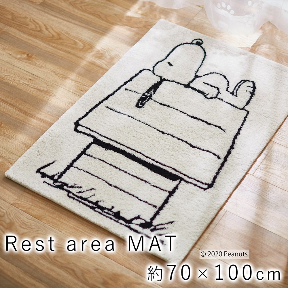 レストエリアマット 約70×100cm