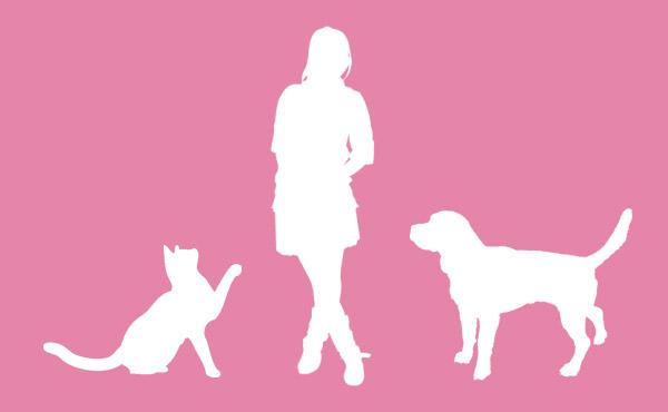 <span>ペットと暮らすご家庭のラグの選び方、使い方</span>みんな同じ悩みを抱えています。ペットのお悩みの参考に!