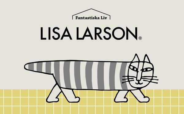 <span>選ぶのが楽しくなる、リサ・ラーソンのキャラクターの世界</span>日々の暮らしの中に、いつもそばにいてくれるキャラクター達をお楽しみください